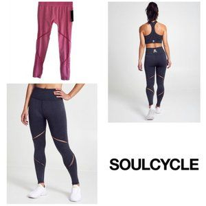 SOUL BY SOULCYCLE Seamless High Rise Moto Legging